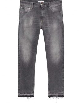 Jeans Dad Denim Grigio Tommy Jeans