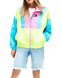 Giubbotto Colorblock Tommy Jeans