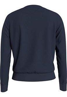 Felpa Regular Essential Blu Tommy Jeans