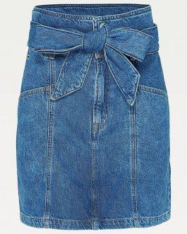 Gonna New Paperbag Mom Denim Tommy Jeans