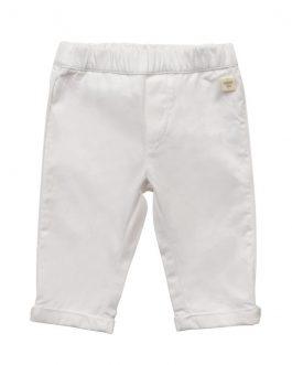 Pantalone Bianco Carrement Beau