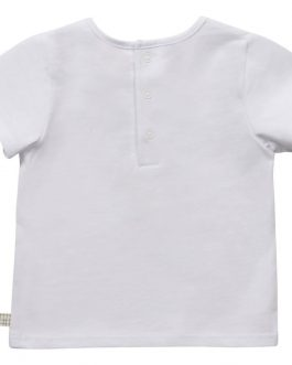 T-Shirt Bianco Carrement Beau