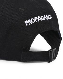 Cappello Visiera Nero Propaganda
