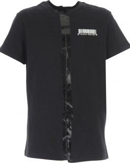 T-Shirt TJUBBY Nero Diesel Kids