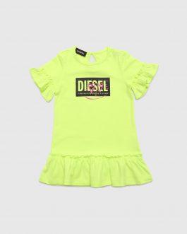 Abito DANILAB Giallo Fluo Diesel Kids