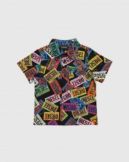 Camicia CSANYB Fantasia Diesel Kids