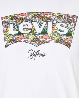 Housemark Graphic Bianco Levi's